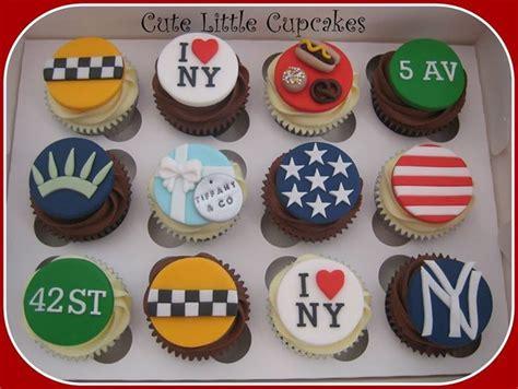 york cupcake toppers cupcakes   cupcake