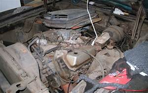 Buried 1970 Ford Torino Gt 429