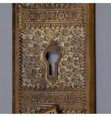branford ivy cast bronze aesthetic door set