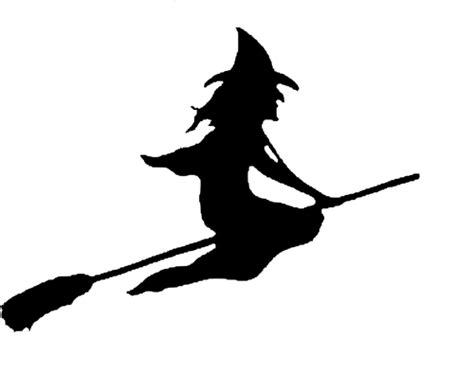 drawing   witch   broomstick