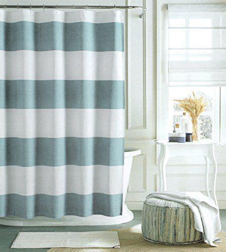 hilfiger striped curtains hilfiger cotton shower curtain wide stripes fabric