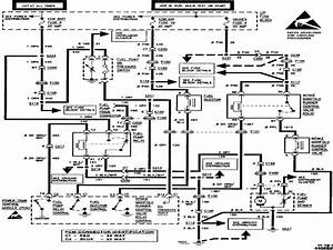 Chevy Blazer Fuel Pump Wiring Diagram