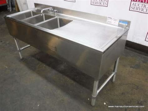 3 compartment sink for sale 3 compartment bar back sink restaurant equipment for sale