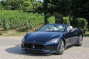 Maserati Granturismo S : 2018 maserati granturismo coupe convertible first drive review ~ Medecine-chirurgie-esthetiques.com Avis de Voitures