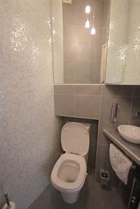 Deco Wc Gris : luminaire toilette design royalegemmes ~ Melissatoandfro.com Idées de Décoration