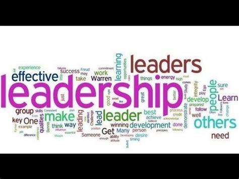 leadership  characteristics  nursing leadership