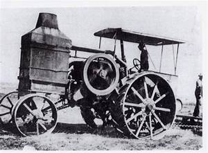 Tractor  Invented By John Froelich In1892  It Was The