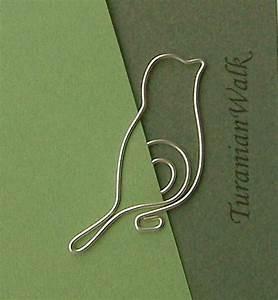Buchstaben Aus Draht Biegen : vogel draht lesezeichen ~ Lizthompson.info Haus und Dekorationen