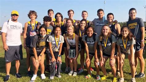 Thrill of the Hill: SHS girls 1st, boys 2nd