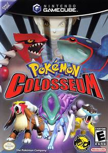 Pokemon Colosseum Box Shot For GameCube GameFAQs
