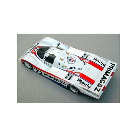 Find porsche 962 from a vast selection of models & kits. 1:24 porsche 962 C Primagaz Le Mans 1987 model kit car ...