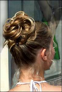 Coiffure Mariage Facile Cheveux Mi Long : coiffure mariage pour cheveux mi long ~ Nature-et-papiers.com Idées de Décoration