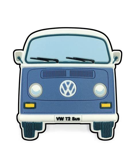 mount blue models bay window vw t2 bay window magnet front end blue t2mt22