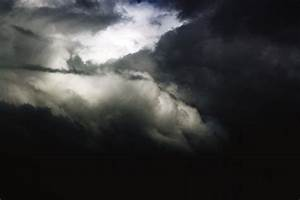 Dark Cloudy Sky Free Stock Photo - Public Domain Pictures