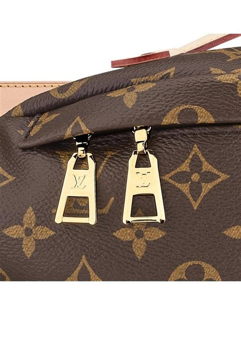 louis vuitton bumbag  yr brown monogram canvas  calfskin weekendtravel bag tradesy
