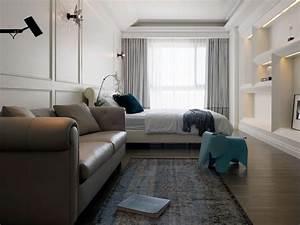 carrelage marbre blancdeco en marbre noir et accents bleus With tapis couloir avec canape design en cuir
