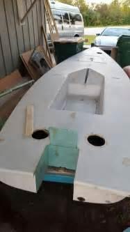 pin  mike gerdts  micro skiffsolo skiff conversion