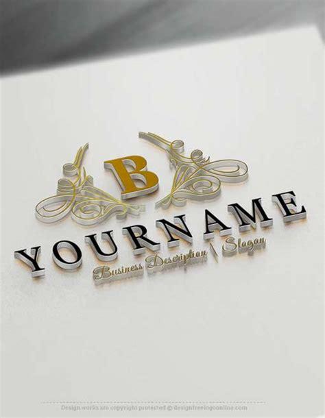 design  logo  initials luxury logo template