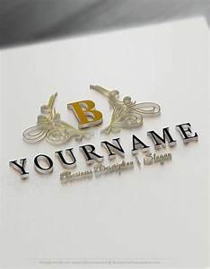 Alphabet logos and initial logo designs free logo maker for Create a monogram free online