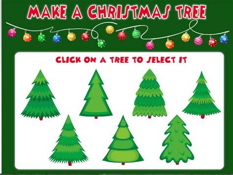 click and drag make a christmas tree mrs feldman s computer buzz december 2013