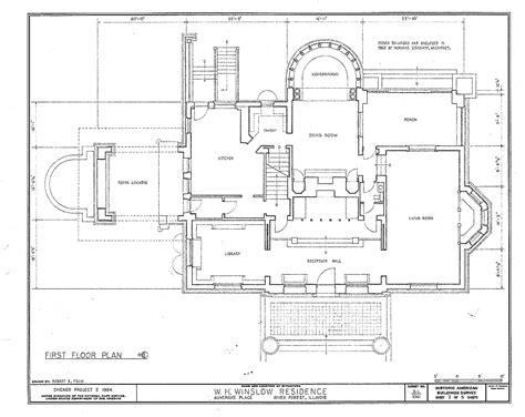 villa tugendhat floor file winslow house floor plan gif wikimedia commons