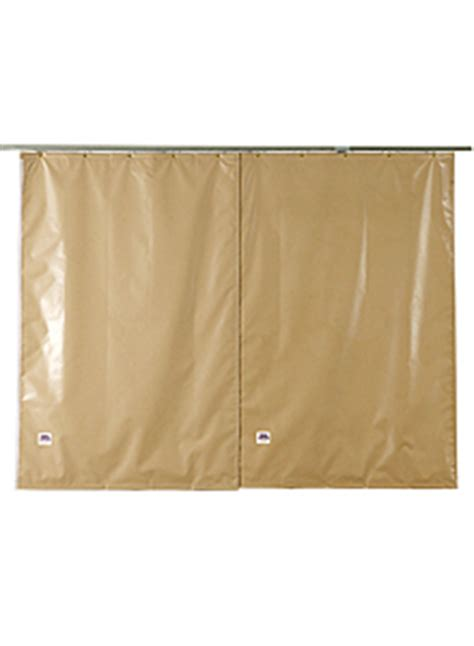 Sound Dampening Curtains Canada by Sound Dampening Curtain W Hardware 9 11 Quot W X 12 H Beige