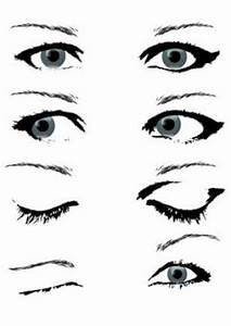 cute and easy eyes to draw | How to draw anime eyes closed ...