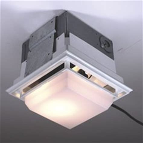 Nutone Ductless Bathroom Fan With Light by Nutone Ceiling Wall Ductless Exhaust Fan Light Model