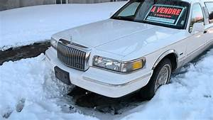 1995 - 1997 Lincoln Town Car Limo Sighting