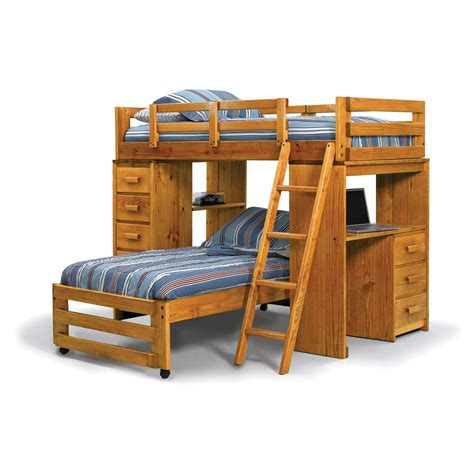 bunk loft with desk twin over full bunk bed with desk best alternative for