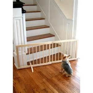 Wooden Pet Gate for Stairs
