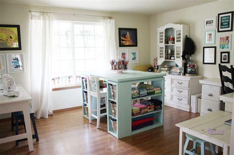 sewing craft room tour furniture beingbrook