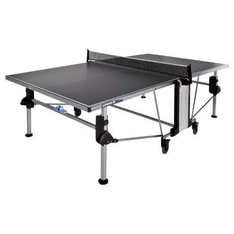 Table Ping Pong Exterieur Table Ping Pong Outdoor Ft855 Tennis De Table Artengo