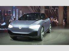 Volkswagen ID Crozz Concept EV Debuts Video + 26 Pics