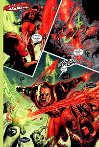 How Guy Gardner Became A Red Lantern (Blackest Night ...