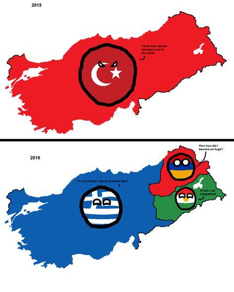turkish greekarmenian  kurdish land countryballs
