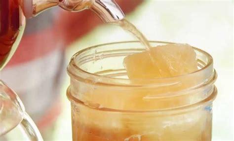 honey lemon ice cubes recipe relish