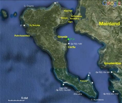 Sailing Wiki Greece by Corfu A Cruising Guide On The World Cruising And Sailing