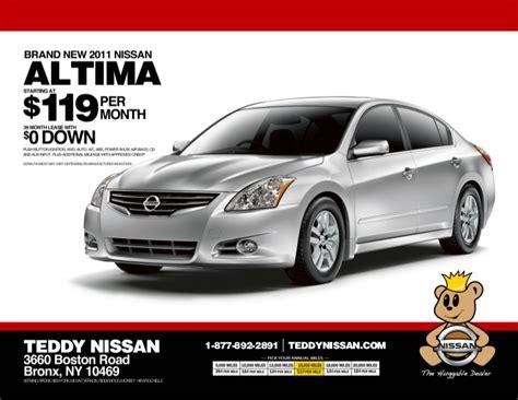 Nissan Bronx by 2011 Nissan Altima Teddy Nissan Bronx Ny