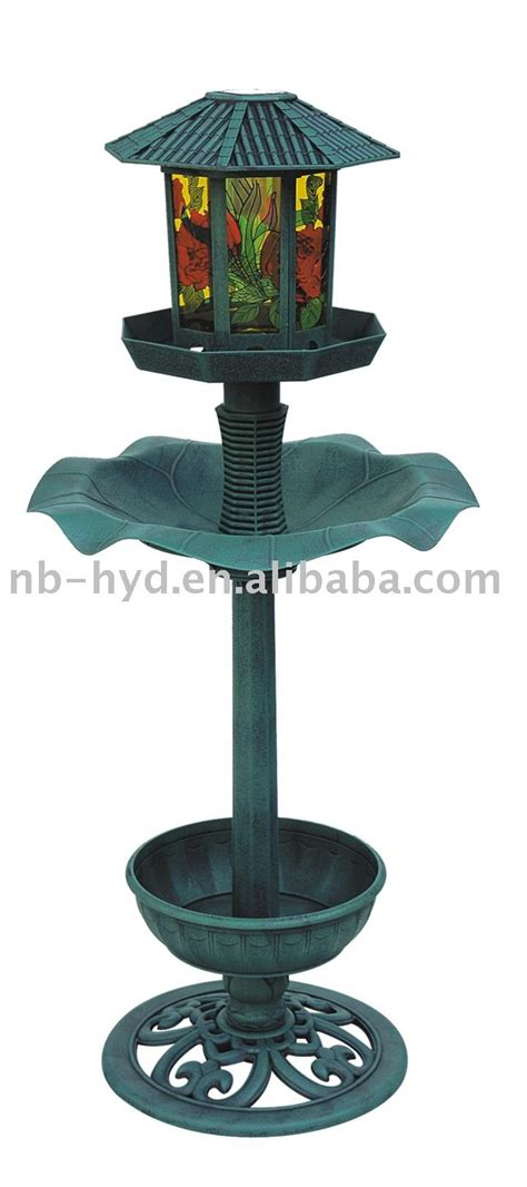 bird feeder with solar light bird feeders
