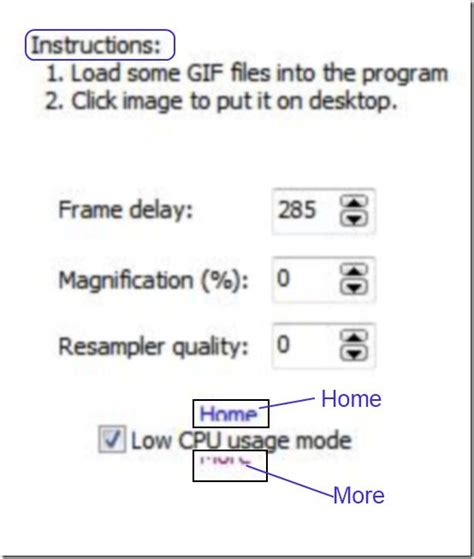 Bionix Desktop Wallpaper Animator - display gif as desktop wallpaper bionix desktop wallpaper