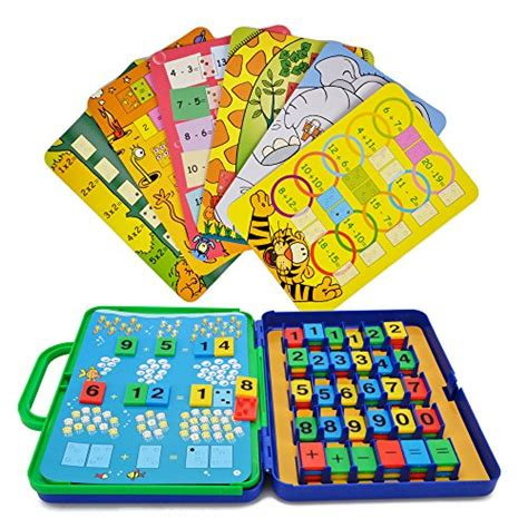preschool toys and games preschool maths cards learning toys wishtime colourful 232
