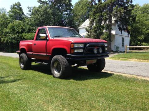 buy   chevrolet silverado  step side manual