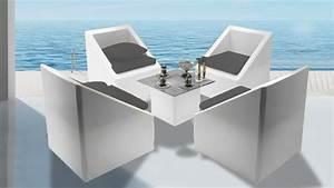 Salon Exterieur Design : salon ext rieur design ~ Teatrodelosmanantiales.com Idées de Décoration