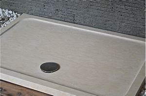 Receveur Douche Couleur : spacium sunny receveur de douche en marbre d 39 gypte ~ Edinachiropracticcenter.com Idées de Décoration