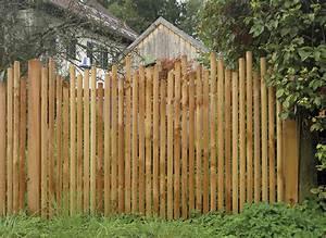 Gartenzaun Sichtschutz Ideen : sichtschutz holzzaun ideen ~ Frokenaadalensverden.com Haus und Dekorationen