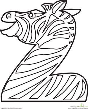 letter  coloring page animal alphabet alphabet
