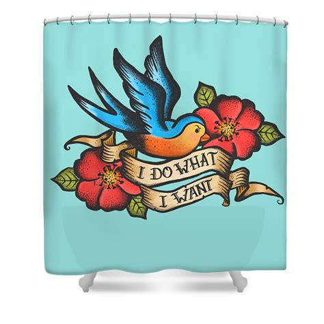 Sailor Jerry Home Decor by Sailor Jerry Shower Curtains America