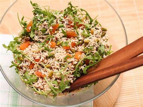 recettes de salade de riz de clementine cuisine