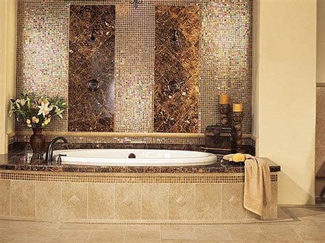 glass tile bathroom ideas 30 great ideas of glass tile for bath